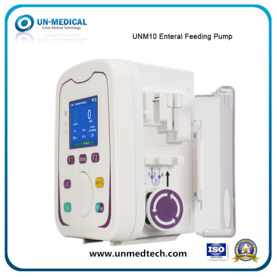 China Wuhan Union Medical Smart Touchscreen Enteral Infusion