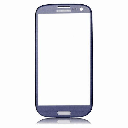 Cristal Touch S3 I9300 Outer Glass Front Lens for Galaxy