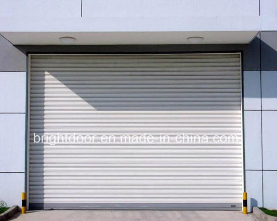 China Lowest Price Modern Garage Door Custom Made Garage Doors