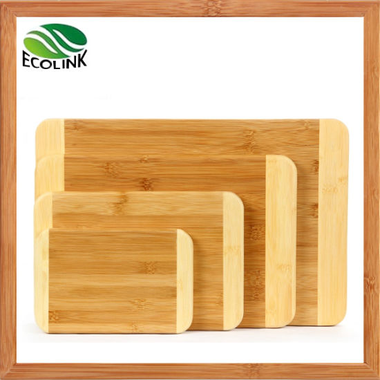 Bamboo Chopping Block Bamboo Cutting Board pictures & photos