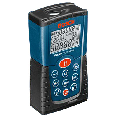 Bosch Digital Laser Distance Meter (DLE40) pictures & photos