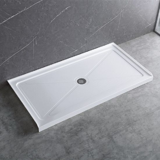 Bathroom Accessories Sanitary Ware 60*32 Inch Cupc Shower Tray Wholesale Shower Pans