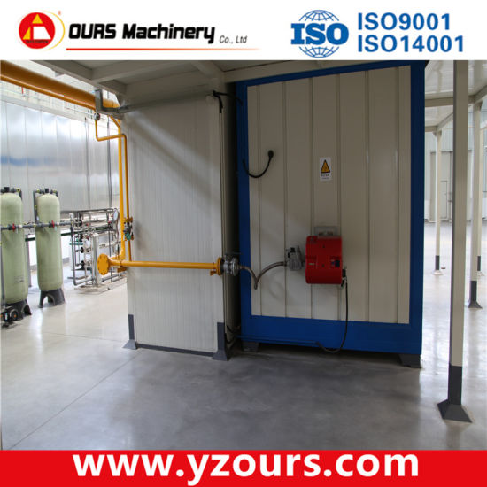 Powder Coating Line with Imported Gema Spray Gun pictures & photos
