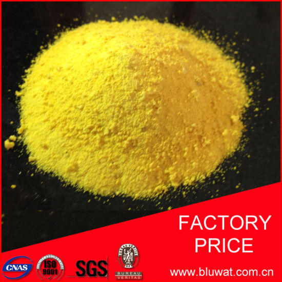 Poly Aluminum Chloride / PAC - 03 for Wastewater Treatment