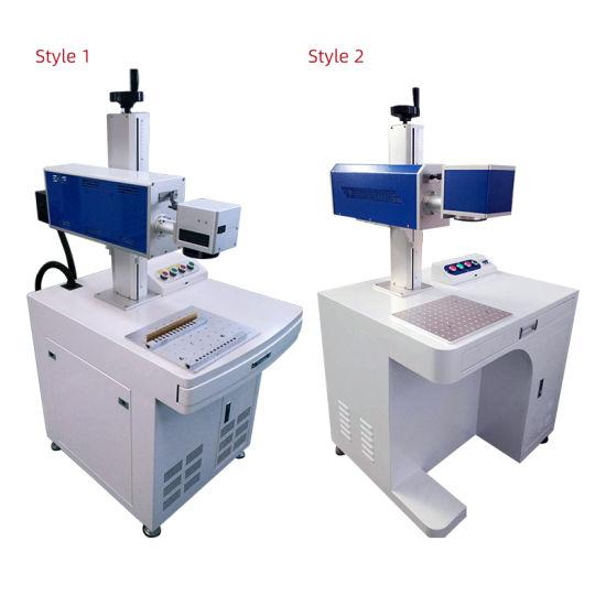 RF Laser Marking Machine 30W 50W 100W CO2 Laser Marking Machine Wood Laser Marking Machine