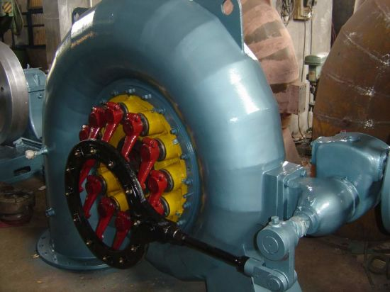 Mixed Water Turbine, Francis Turbine (HLX) pictures & photos
