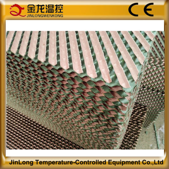 Jinlong 7090/5090 Greenhouse Evaporative Cooling Pad Corrosion-Resistant pictures & photos