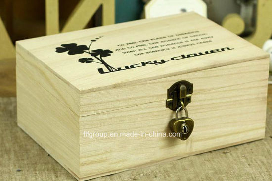 Wooden Gift Box In Customized Designs