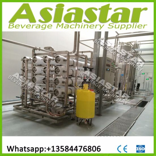 Ce Approved Industrial Reverse Osmosis Water Treatment Filter Equipment pictures & photos