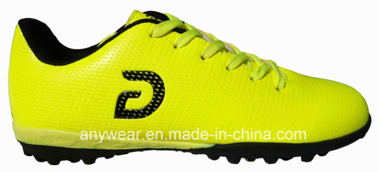 Football Boots Outdoor TPU Soccer Shoes (816-6959) pictures & photos