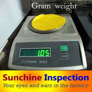 Watch/ Weighting Scales Quality Control/ Inspection Services pictures & photos