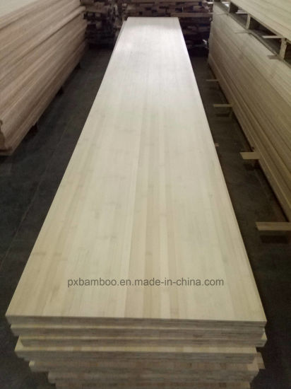 China Bamboo Furniture Materials of Plywood with E0 Glue and