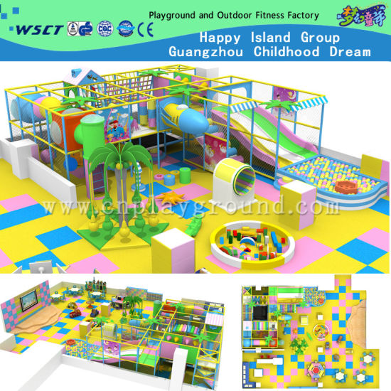 Kids Indoor Playground for Amusement Park (IPE-Zhu) pictures & photos