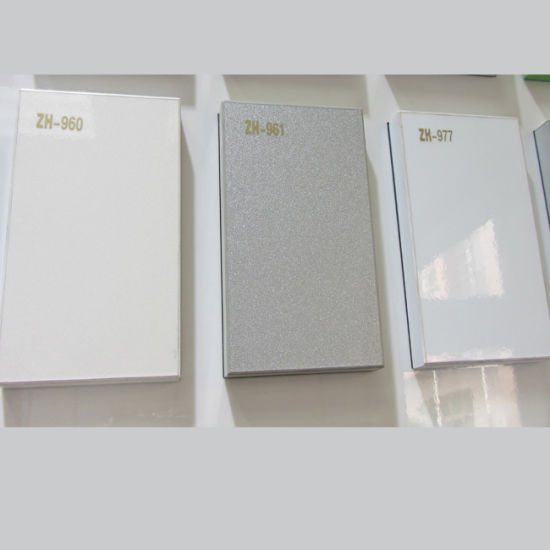 UV Colour Painting Board for Kitchen Cabinet (ZH960)