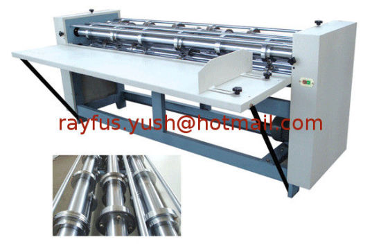 Nc Thin Blade Slitter Scorer by Computer Control pictures & photos