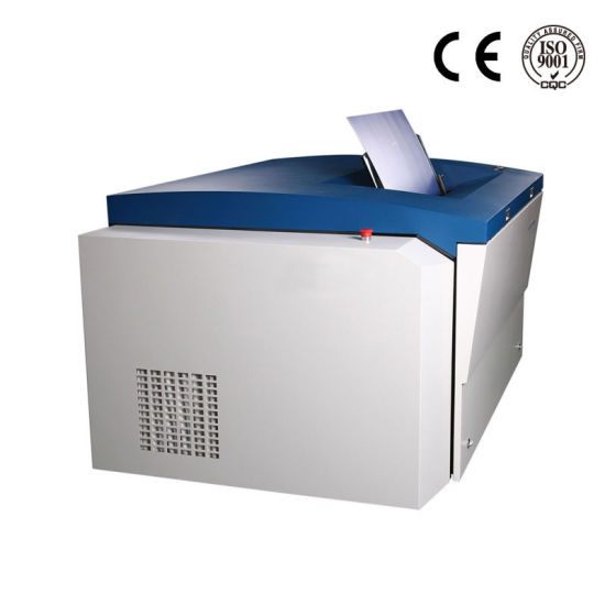 China Positive Offset CTP Printing Plate Machine