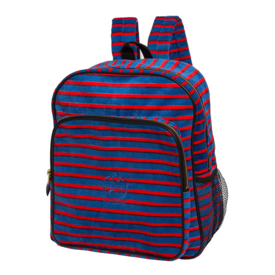 Kids School Backpack with Stripe DOT Printing (DR-07-2) pictures & photos