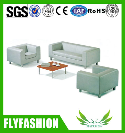 Modern Office Furniture Upholstered Sofa for Wholesale (OF-11)