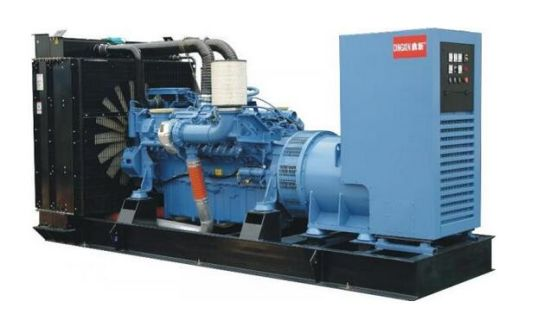 Mtu Series 500kw to 2400kw Diesel Generator Set pictures & photos
