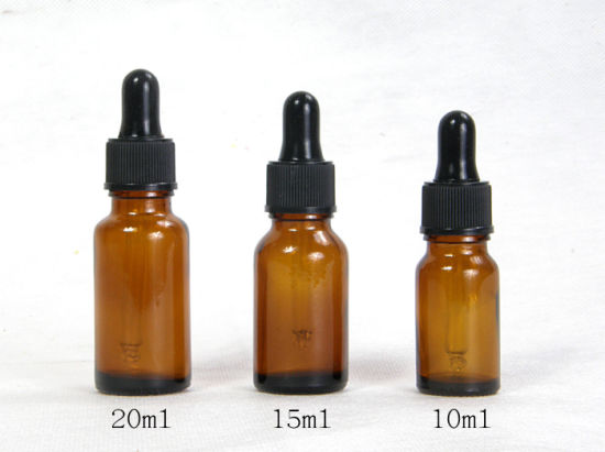 High Quality Glass Essential Oil Bottle with Dropper (BD-1)