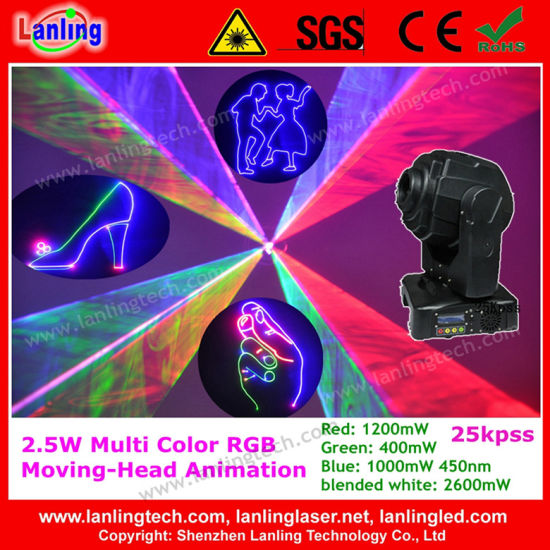 DJ Disco Laser Beam Moving Head for Stage Lighting
