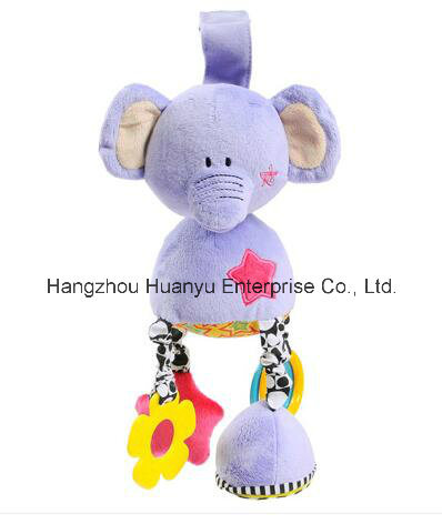 Factory Supply Baby Plush Hang Toy