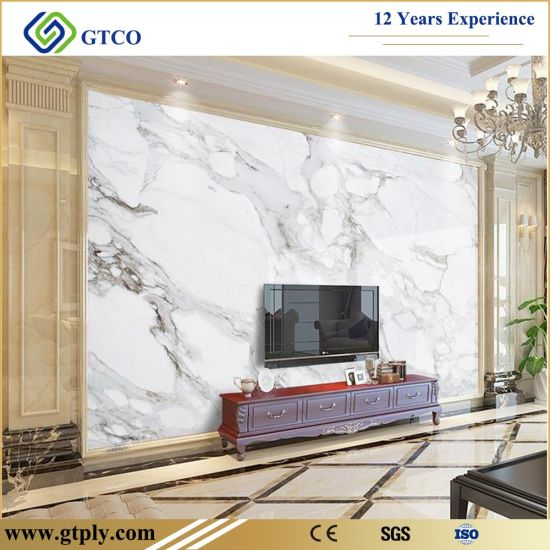 China Marble Texture Interior Decorative Pvc Wall Panels Uv Board China Texture Interior Decorative Wall Panels Textured Wall Panels