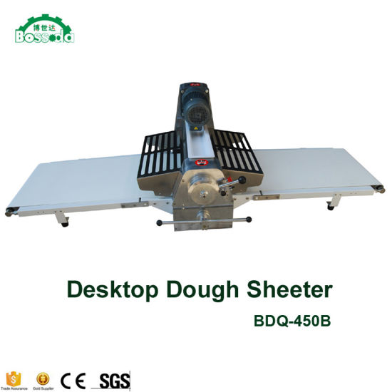 Desktop Tabletop Tart Dough Rolling Sheeter with Ce 450b pictures & photos