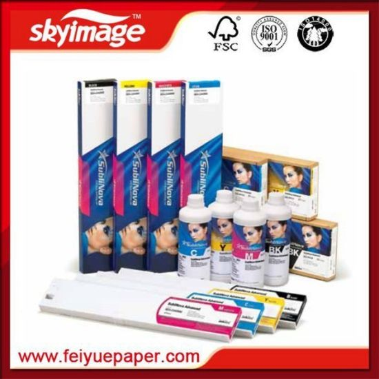 Inktec Sublinova Advanced Sublimation Ink Equipped with Epson Dx5, Dx7 Printhead