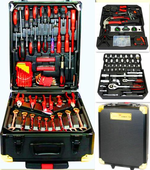 china best european selling item 188 pcs swiss kraft tool set ...
