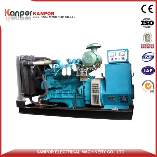 70kw/88kVA ISO9001 Hot Sale Open Type China Diesel Generator Price