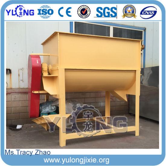 China Horizontal Type Poultry Feed Mixer - China Mixer, Mixing Machine