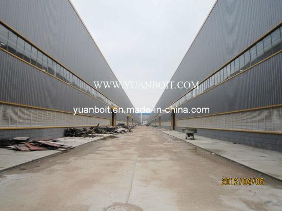 Standard Steel Building One Storey (YB-1439)