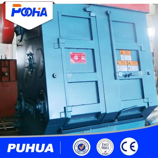 Rubber Belt Tracked Shot Blasting Machine (Q32) pictures & photos