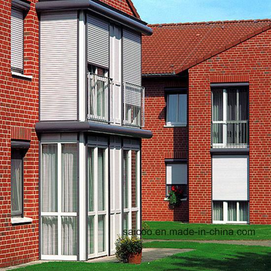 Aluminium Window Roller Shutter, Rolling Door Profiles