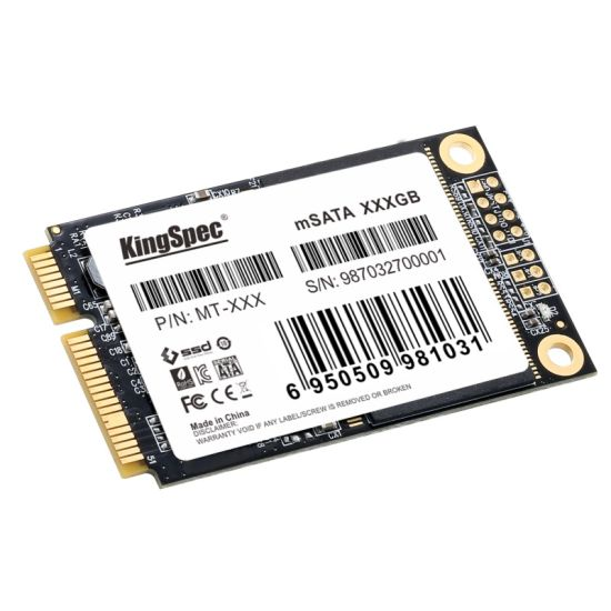 Kingspec 3*5cm Msata SSD for MID MLC Nand Flash pictures & photos