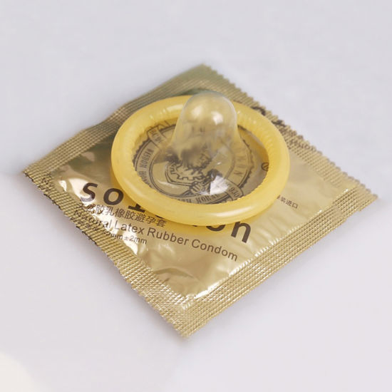 Latex Rubber Condoms for Men with Ce Approval