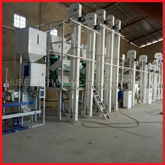 30-40t/Day Small Rice Milling Equipment Price pictures & photos