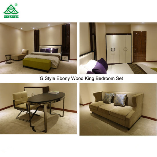 Oak Technical Veneer Custom Hotel Furniture Environmentally Friendly Painting