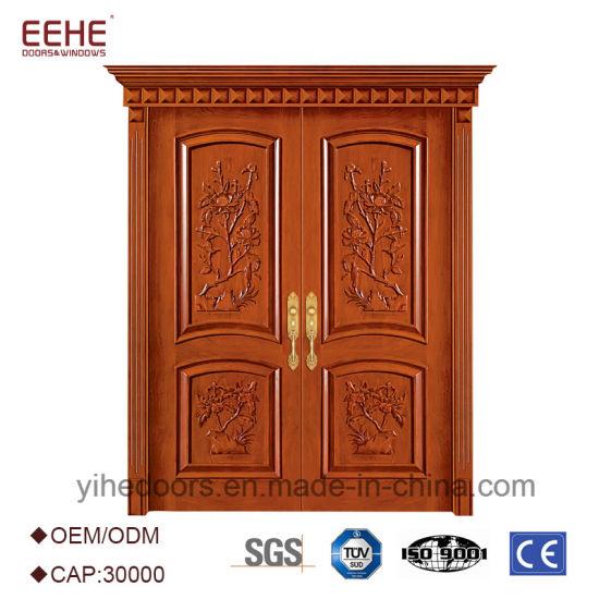 Main Double Door Wooden Double Door Designs For Houses In Kerala