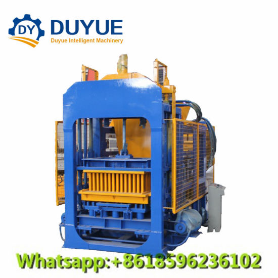 Qt6-15 Cement Brick Machine Rate Paving Brick Making Machine Cement Brick Machine Cost Paving Bricks Moulds pictures & photos
