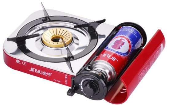 Butane Gas for Cooking and Portable Cassette Stove pictures & photos