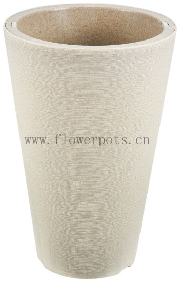 Tall Round Flower Pot (KD9952-KD9954) pictures & photos
