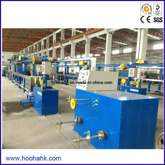 High Quality Cat5 and CAT6 Cable Extruder Machine pictures & photos