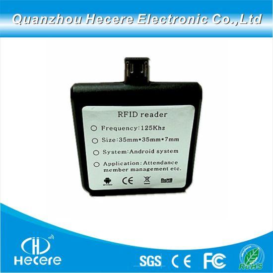 China 13 56MHz Mini USB Android Long Range RFID Card Reader