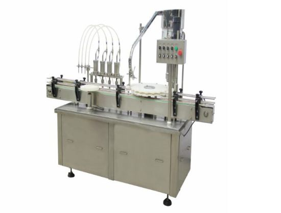 Cosmetic Cream Filling Machine Ampoule Filling and Sealing Machine pictures & photos