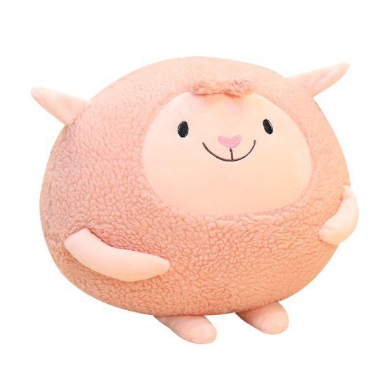 Factory Wholesale Soft Plush Lovely Lamb Animal Stuffed Toys