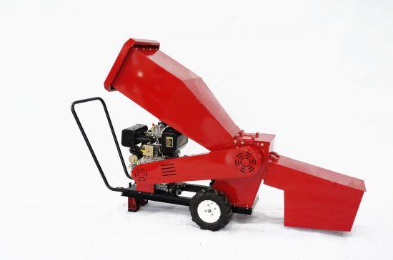 Wood Chipper Shredder with 188f Diesel Engine