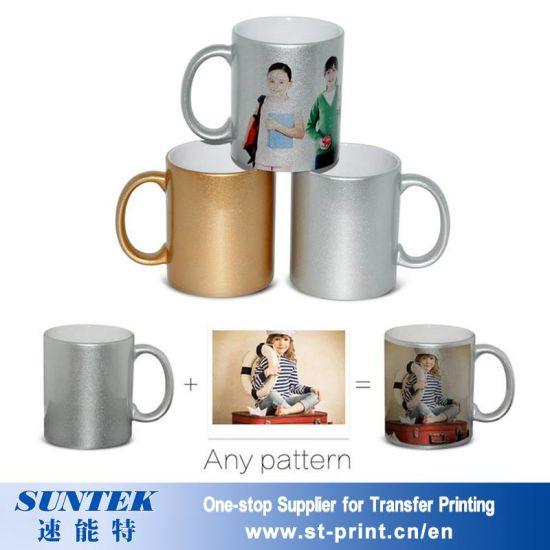 11oz Sublimation Blank Mug Color Ceramic Mug Porcelain Cup