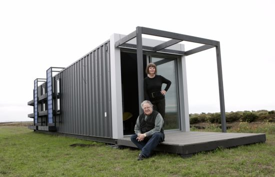 Luxury Flat Pack Shipping Container House Price To Philippines